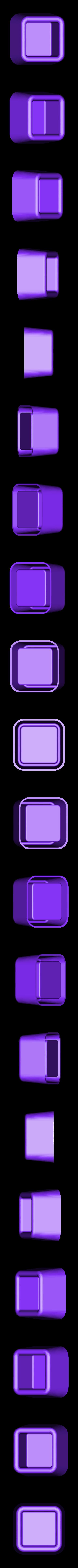 Dodge_Caravan_Van_Container.stl Download free STL file Minivan Container / Receptacle • 3D printing template, itech3dp