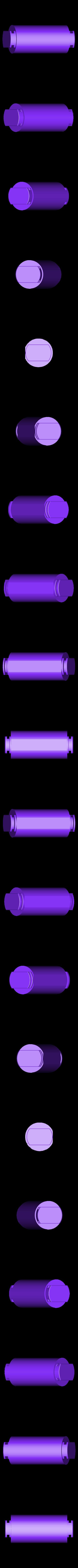 Finder_Spool_Drum_-_50mm.stl Download free STL file Overhead Spool Holder - Flashforge Finder • 3D print object, itech3dp