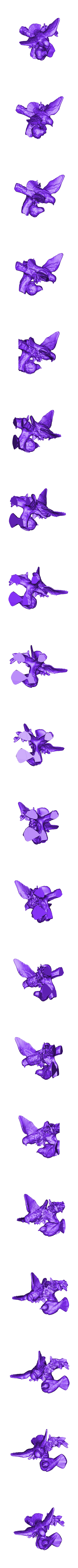 Two_birds_on_a_branch.stl Download free STL file Two Birds on a Branch • 3D print template, itech3dp