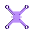 dronedrame_6.5mm_motors_lite.stl Download free STL file Drone Frame for all motor sizes ! - 6mm,6.5mm,7mm,7.5mm,8mm,8.5mm • 3D printable model, Gophy