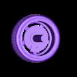 Wheel.stl Télécharger fichier STL gratuit Ford Mustang GT - Modèle 1:64 • Modèle à imprimer en 3D, Gophy