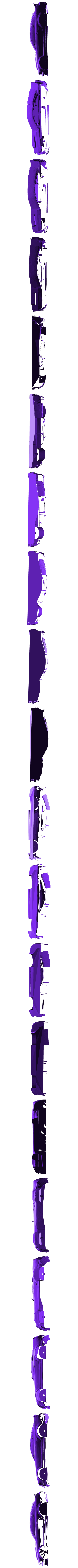 Mustang_A.stl Télécharger fichier STL gratuit Ford Mustang GT - Modèle 1:64 • Modèle à imprimer en 3D, Gophy