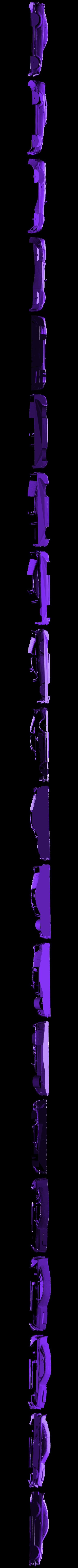 Mustang_B.stl Télécharger fichier STL gratuit Ford Mustang GT - Modèle 1:64 • Modèle à imprimer en 3D, Gophy
