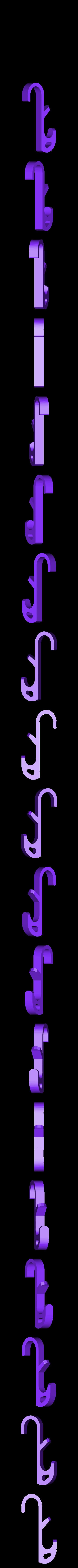 HOOK_v1.stl Download free STL file Hook for locker (Gym, School ...) • 3D printable design, Gophy