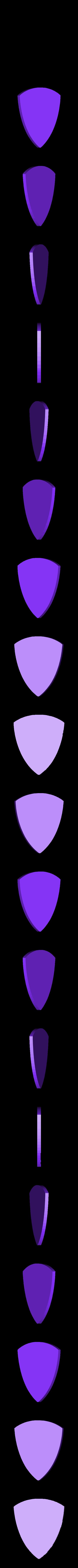 coat_of_arms.stl Télécharger fichier STL gratuit TESLA PORTE-CLÉS • Objet imprimable en 3D, Gophy
