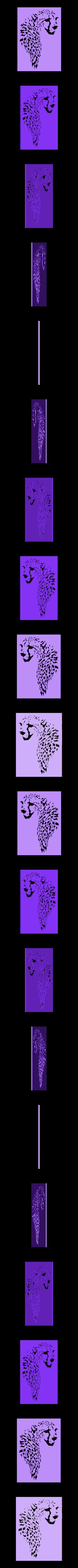 cheetah.stl Download free STL file Cheetah (Grafin-Drachen) • 3D print model, Gophy