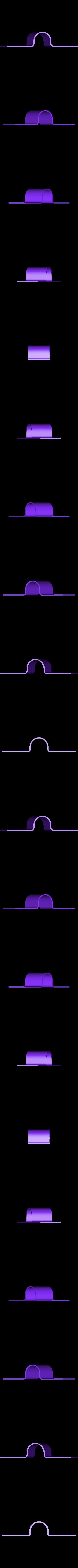 Splash Guard.stl Download free STL file WiFi Paddle Boat • 3D printing design, gzumwalt