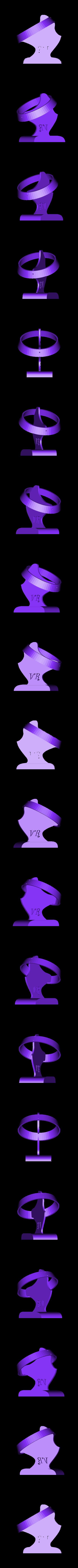Support.STL Download STL file VR Helmet • 3D printing design, Chris48