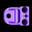 z axis carriage.stl Download free STL file DIY 3D Printed Dremel CNC • 3D printer object, NikodemBartnik