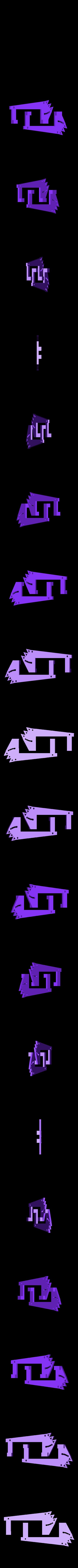 V4sides-noprotecotrs.stl Download free STL file str1KER V2 • 3D printable design, Gophy