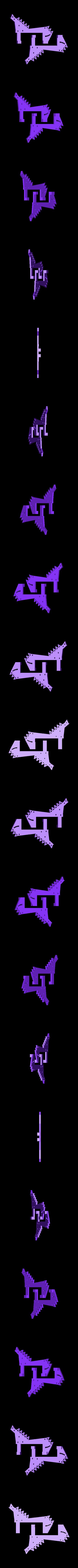 v4sides.stl Download free STL file str1KER V2 • 3D printable design, Gophy