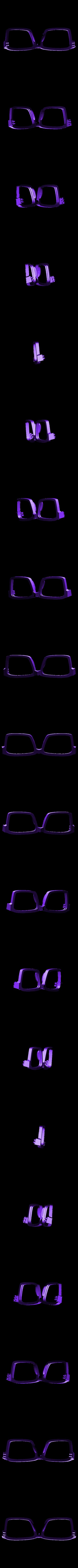 rim.stl Télécharger fichier STL gratuit Lunettes Bre got - pièces détachées • Design à imprimer en 3D, Gophy