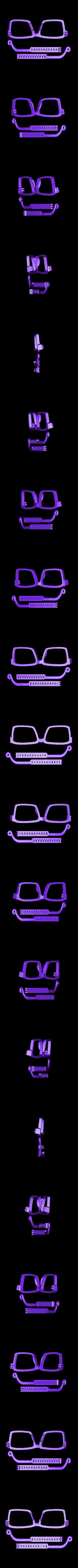 all_parts.stl Télécharger fichier STL gratuit Lunettes Bre got - pièces détachées • Design à imprimer en 3D, Gophy