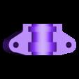 1-Hotend_Clamp_E3Dv6refaitv2.STL Download free STL file nozzle holder E3dv6 • 3D printable design, robroy
