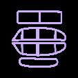 garniture vitres 1mm2.obj Download free OBJ file Base for JAGUAR MK VII - slot car 1:32 • 3D printer model, SlotED