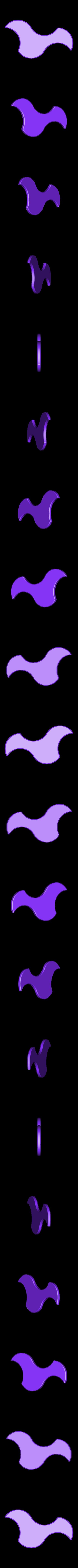Solid.stl Download free STL file Simple Tessellation • 3D printer model, LGBU