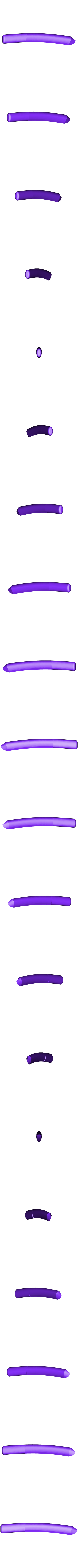 Tanto V1.STL Download free STL file Tanto (knife) • 3D printer object, boyery