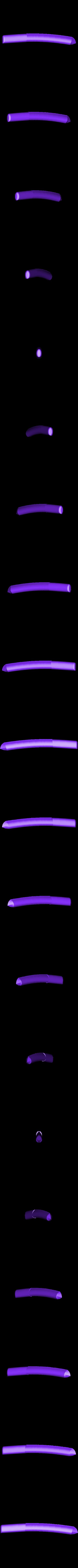 Tanto V2.STL Download free STL file Tanto (knife) • 3D printer object, boyery