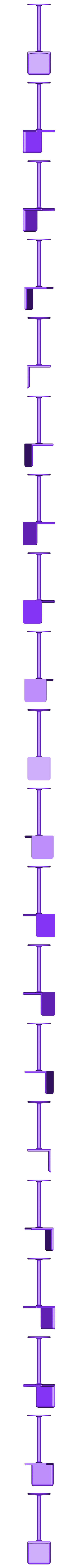 sedia_Bar_V2.stl Download free STL file Barbie Bar Stool • 3D printer template, alberto_da_meduna