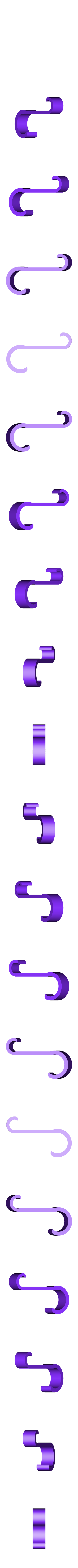 radiator_hanger.stl Download free STL file radiator hanger • 3D print object, mariospeed
