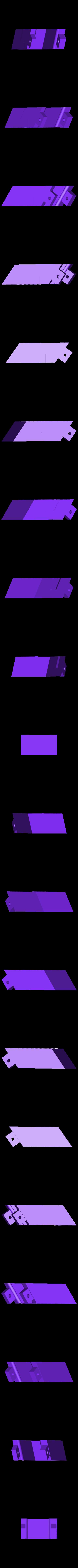 cup_h3.stl Download free STL file back door car cup holder • 3D printer model, mariospeed
