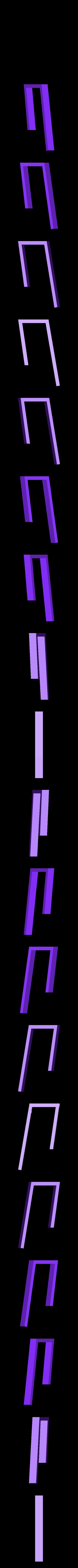 marker_holder_part1_x2.stl Télécharger fichier STL gratuit à la planche pour l'éponge et les marqueurs • Plan à imprimer en 3D, mariospeed