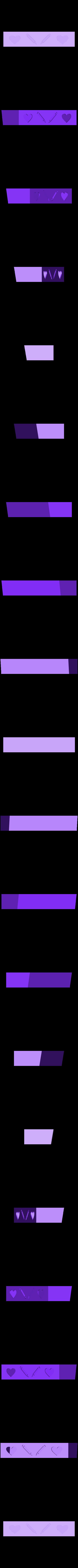 marker_holder_part2.stl Télécharger fichier STL gratuit à la planche pour l'éponge et les marqueurs • Plan à imprimer en 3D, mariospeed