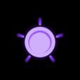 KeskiosaUus.stl Download free STL file Mega rocket • 3D printable object, NusNus