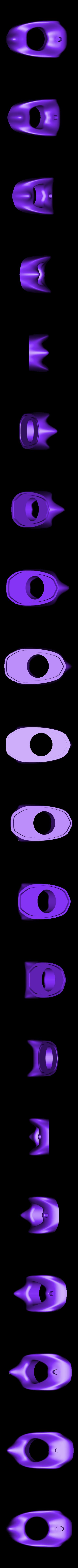 KroppaYlaosa.stl Download free STL file Kaljankka duck • Object to 3D print, NusNus