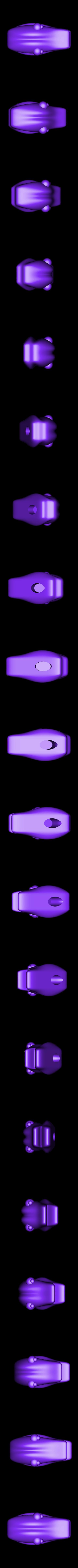 Paa.stl Download free STL file Kaljankka duck • Object to 3D print, NusNus