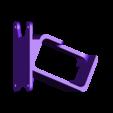 hero5-6-22-degrees-stiffer.stl Download free STL file Martian II - GoPro HERO 5 / 6 Mount - 22° • 3D printer object, Gophy