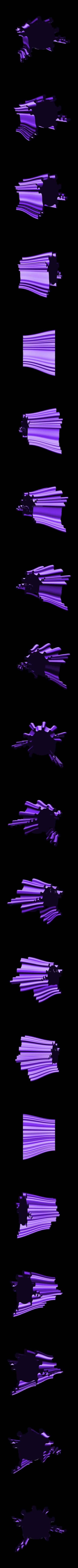 penholder-9.stl Download free STL file Wavy Penholders Collection (15 files) • 3D print design, ferjerez3d