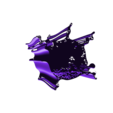 penholder-13.stl Download free STL file Wavy Penholders Collection (15 files) • 3D print design, ferjerez3d
