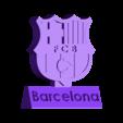 barcelona 2.STL Download STL file Barcelona • 3D printable model, deyson20