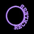 LRingReckless.stl Download STL file D&D Condition Rings • 3D printable design, Jinja