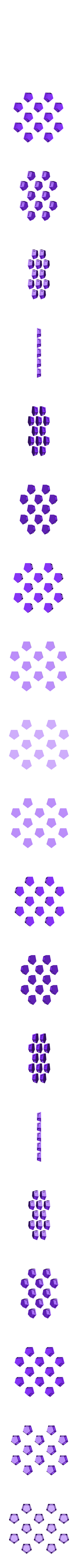 truncated_icosahedron_12_pentagons.stl Download free STL file Soccer ball (Truncated icosahedron) assembly • 3D printer object, mattias_selin