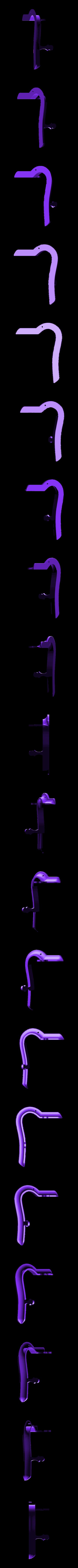 CritterStrap_left.stl Download free STL file Critter Rescue Ramp Modified For Smaller Printer • 3D printer object, MeesterEduard