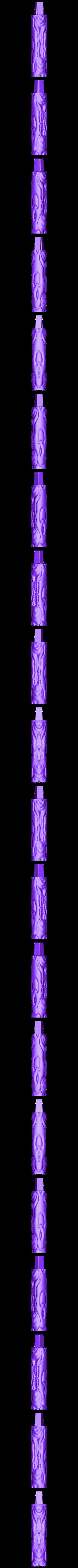Aquaman_weapon_10.stl Download STL file Aquaman Trident Cosplay STL files - Costume Weapons 3D Printing • 3D printing design, 3DPrintModelStoreSS