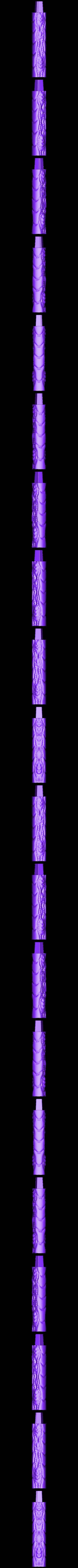 Aquaman_weapon_11.stl Download STL file Aquaman Trident Cosplay STL files - Costume Weapons 3D Printing • 3D printing design, 3DPrintModelStoreSS