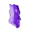 Doom_mask_22cm.stl Download STL file Doom mask - Helmet Marvel 3D print model • 3D printable model, Bstar3Dart