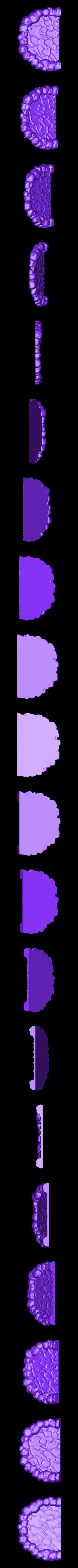 water_end.stl Download free STL file Modular River • 3D printer object, daandruff