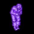 PatronNoChairSupportFree2.stl Download free STL file Townsfolke: Tavern Patrons (28mm/32mm scale) • 3D printing template, Dutchmogul