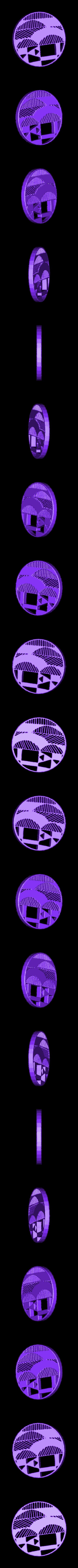 A1.stl Télécharger fichier STL gratuit Heure d'été (Collier/Ceinture) • Plan pour imprimante 3D, Kay