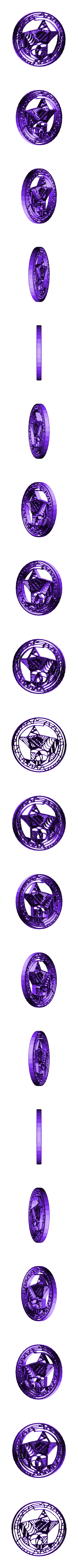 A3_2.stl Télécharger fichier STL gratuit Heure d'été (Collier/Ceinture) • Plan pour imprimante 3D, Kay