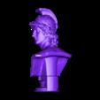 3DL_Abdiel.obj Download free OBJ file Bust of Abdiel • 3D printable design, 3DLirious