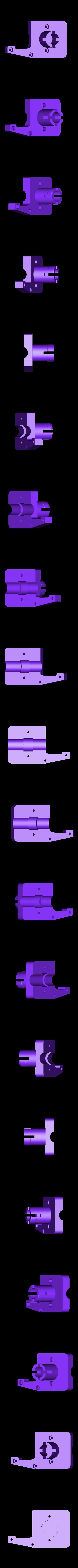 support serre joint V2.STL Télécharger fichier STL Système de serrage rapide pour table multifonction de type MFT Festool • Objet imprimable en 3D, woody3d974
