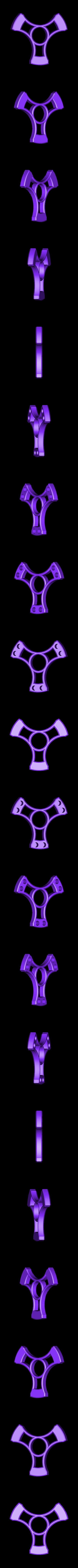 5.STL Download free STL file Fidget Spinner Toy • 3D print template, listart