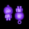 CFDMP_VANS2(Cut ).stl Download STL file VAN Keychain Figure BTS • 3D print model, abauerenator