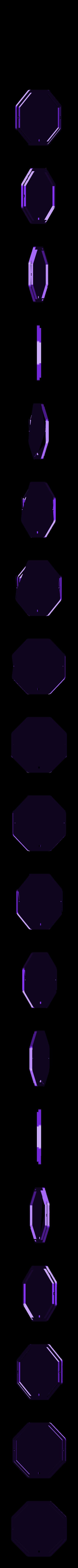 crickit-cover.stl Download free STL file Crickit Paddle Wheel Boat • 3D printer design, Adafruit
