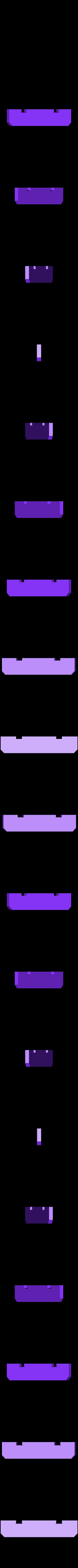 wing support b.stl Télécharger fichier STL gratuit 1991 Mazda 787B 3d Voiture RC imprimée de 1991 • Objet à imprimer en 3D, brett